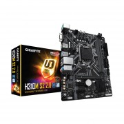Tarjeta Madre GIGABYTE H310M S2 2.0 2xDDR4 PCI-E USB3 Socket 1151