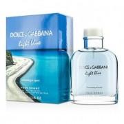 Dolce & gabbana - light blue pour homme swimming in lipari eau de toilette - 125 ml spray