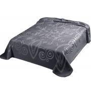 Pătură de pat double Belpla Ster 516 Gri Antracite