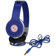 Signature VM-46 Solo HD Wired Headphone (Blue)