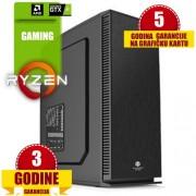 Altos Force, AMD Ryzen 3 2200G/8GB/SSD 480GB/1050 2GB/DVD