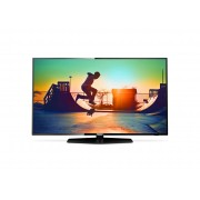 Televizor LED Philips 43PUT6162/12, 108 cm, 4K Ultra HD, Ultrasubtire, Smart, Quad Core, DVB-T/T2/C