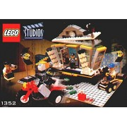 "Instruction Manuals For Lego Studios Set #1352 ""Explosion Studio"""