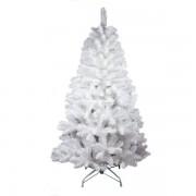 Alberi di Natale - White Deluxe - bianco - 180 cm - 18366 - 23181X - No Brand
