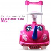 CARRITO MONTABLE DE ELEFANTE MY-5503P.