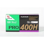 Focus Fujicolor Professional NPH 400 120 - 5-pack