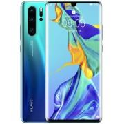 Huawei pametni telefon P30 Pro, 8GB/256GB, aurora plava
