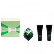 THIERRY MUGLER SET CADOU AURA 50ml Apa de Parfum + 50ml Lotiune de Corp + 50ml Gel de Dus, Femei 50 ml