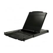 """StarTech.com Consola KVM para Rack 1U, con Pantalla HD de 17"""""""