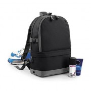 Bagbase Sport rugzak zwart 18 liter