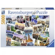 Puzzle New York City , 5000 piese