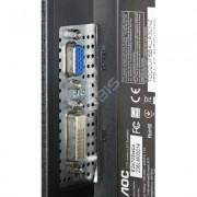 AOC 23.6'' e2470Swda LED DVI Głośniki Czarny