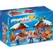 TARGUL DE CRACIUN Playmobil