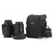 Geanta obiectiv foto Lowepro S&F Lens Exchange Case 100 AW