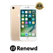 Telefon mobil Apple Renewd iPhone 7 32GB Gold
