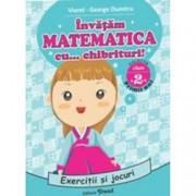 Invatam matematica cu chibrituri Exercitii si jocuri matematice. Clasa a II-a