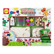 Alex Toys 557 Craft Wood Wonders Ultimate Set, Multi Color