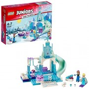 Lego Anna and Elsa's Frozen Playground, Multi Color