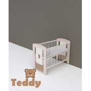 Todi Teddy 60x120 -as babaágy