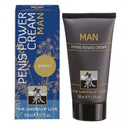 MAKE Pharma GmbH & Co. KG Shiatsu Penis Power Creme Man