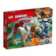 Lego Junior - Huida del Pteranodon - 10756