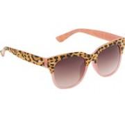 Olvin Wayfarer Sunglasses(Pink)