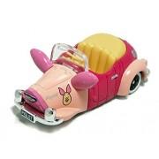 Tdr Disney Vehicle Collection Piglets Convertible Tomica [Convertible Tomica Tokyo Disney Resort Piglet] (Japan Import)