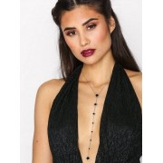 Lily and Rose Sienna Necklace Halsband Jet Black