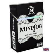 MINDJOB: British Version. An adult party game that will blow your mind (optional drinking rules included)
