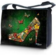 Laptoptas / messengertas 15,6 vlinder pump - Sleevy
