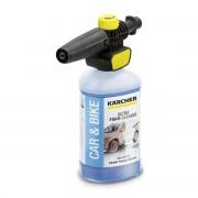 Set Karcher 26431430 Duza spumare FJ 10 C, Detergent Ultra-spumant, 1 l, sistem Connect 'n' Clean