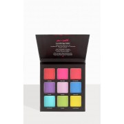 PrettyLittleThing Barry M - Palette de fards à paupières Neon Brights, Multicolore - One Size