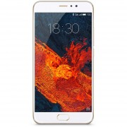 EY 5.7 Pulgadas Meizu PRO 6 Plus Dual Sim Octa Core Smartphone 4G GSM Desbloqueado 12MP-Golden