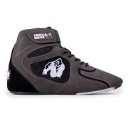 "Gorilla Wear Chicago High Tops - Gray/Black ""Limited"" - Maat 36"