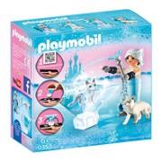 Playmobil Magic, Printesa florilor de iarna