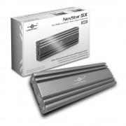 VANTEC NST-206C3-SG M.2 NVMeTO USB 3.1 TYPE C SSD ENCLOSURE