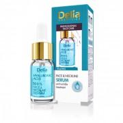 DELIA 100% - Serum za regeneraciju lica i vrata sa hijaluronskom kiselinom 10ml