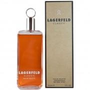 Profumo uomo karl lagerfeld classic eau de toilette (edt) 150ml spray