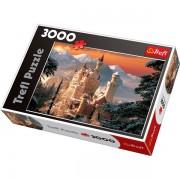 Trefl Puzzle Slagalica Neuschwanstein Castle 3000 kom (33025)