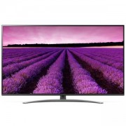 Телевизор LG 55SM8200PLA, 55 инча SUPER UHD TV Nano Cell, DVB-T2/C/S2, Quad Core Processor, 4K Active HDR, DTS Virtual:X, Smart webOS 4.5