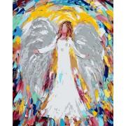 Gaira Malování podle čísel Anděl M2366