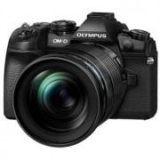 Olympus E-M1 Mark II kamerahus svart + M. Zuiko Digital ED 12-100/4,0 Pro