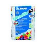 ULTRALITE S2 ALB, sac 15kg Adeziv pe baza de ciment cu agregate din sticla reciclata C2E-S1, Mapei