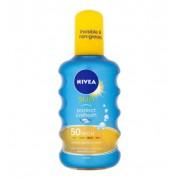 Nivea Sun SPF 50 Protect & Refresh Transparante Zonnebrand Spray 200ml