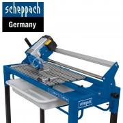 Радиална машина за рязане на плочки Scheppach FS850, 1250 W
