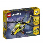 Lego Creator (31092). Avventura in elicottero