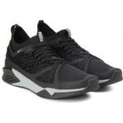 Puma IGNITE XT NETFIT Running Shoes For Men(Black)