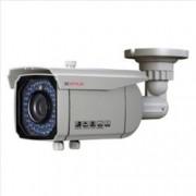 """AHD камера CPPLUS CP-VCG-T13FL5, насочена (""""bullet"""") камера, 1.3Mpix HD 720p, 25 кад./сек., 2.8-12mm обектив, IR осветителност (до 50 метра), външна, вандалозащитена"""