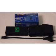 Electrosoc pentru autoaparare cu lanterna WS-800C
