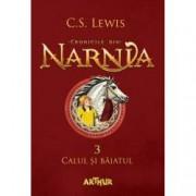 Cronicile din Narnia Vol. III Calul si baiatul